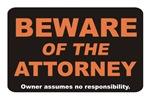 Beware / Attorney