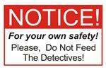 Notice / Detectives