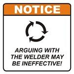 Welder / Argue