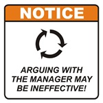 Manager / Argue