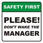 Manager / Wake
