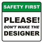 Designer / Wake