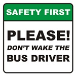 Bus Driver / Wake