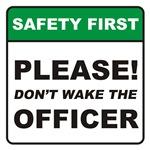 Officer / Wake