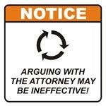 Attorney / Argue