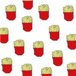 French Fries Dots