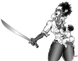 Warrior Queen Mother