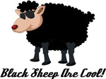 Black Sheep Are Cool T-Shirts