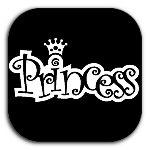 Princess - Black