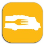 Food Truck: Side/Fork (Yellow)