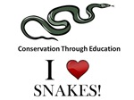 I Love Snakes