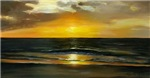 Coco Beach Florida by Roger Brady Bell