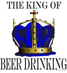 KING OF BEER DRINKING