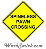 Spineless Pawn