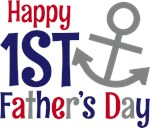First Father's Day Anchor