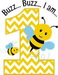 Bumblebee 1st Birthday