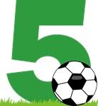 Soccer 5th Birthday