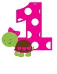 Turtle 1st Birthday