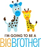 Giraffe going to be a Big Brother