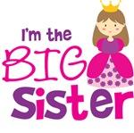 Brown Hair Princess Big Sister