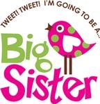Tweet Bird Going to be a Big Sister