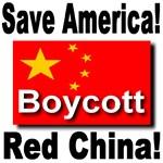 Boycott Red China!