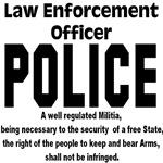 POLICE (Front & Back)