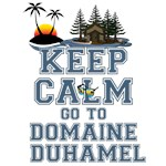 Keep Calm Duhamel