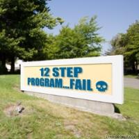 12 Step Programs...FAIL