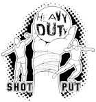 shot put - heavy duty