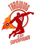 Discus is my superpower