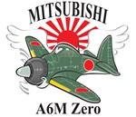 A6M mitsubishi zero