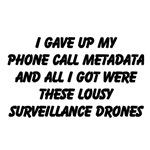 Lousy Surveillance Drones