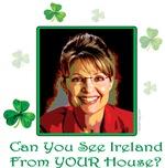 Irish Sarah Palin!