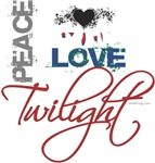 Peace Love Twilight Grunge