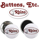 Rhino Wine Gear Buttons, Etc.