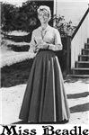 Miss Beadle (full length)