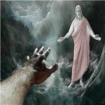Jesus Walks On The Water Miracle