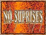 no suprises