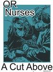 OR Nurse, blue
