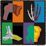 Joints, multicolor square