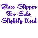 Glass Slipper For Sale