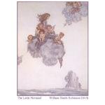 WH Robinson's Little Mermaid