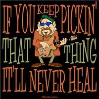 Keep Pickin'