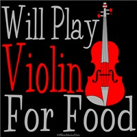 Will Play Violin