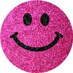 Glitter Smileys