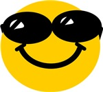 Cool Dude Smiley