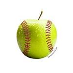 Baseball Apple
