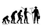 Evolution of Farmers