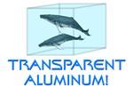 Transparent Aluminum!
